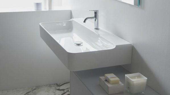 Umywalka z nowej kolekcji Conca