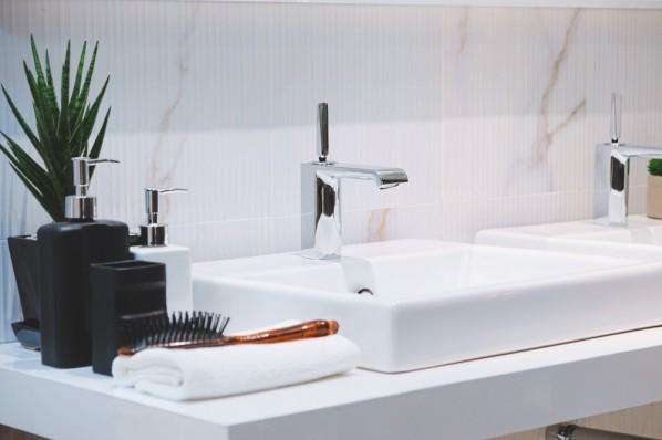 kwadratowa umywalka