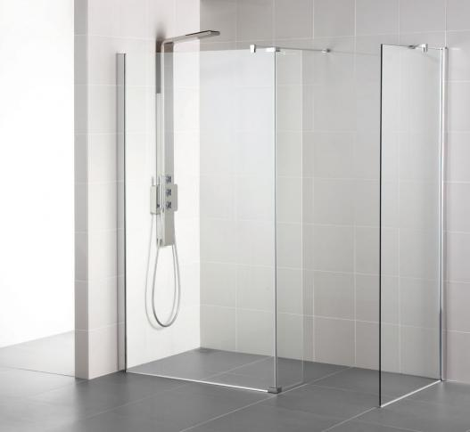 Ścianka walk-in Wetroom Synergy 30 cm