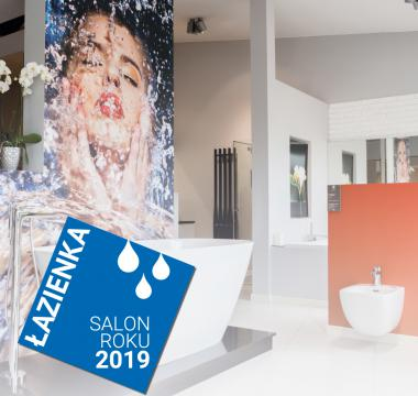 salon łazienek Elements Kielce salon Roku 2019
