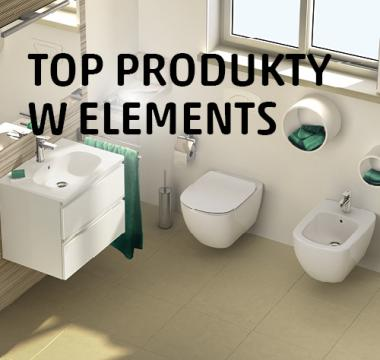 TOP produkty w Elements